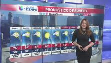 Bajas probabilidades de lluvia para este lunes en el Área de la Bahía