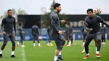 Pochettino y la polémica Mbappé-Neymar; no descarta a Messi