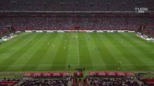 Resumen del partido Polonia vs Inglaterra
