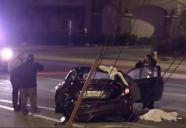 Dos jóvenes latinos mueren en choque provocado por conductor fugitivo