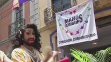 Cocina comunitaria en México da ejemplo de solidaridad con personas LGBTQI afectadas por la pandemia