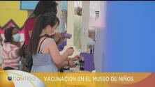 El Museo de los Niños de Houston ofrece vacunas en sus instalaciones