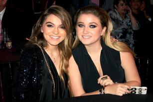 Sofía y Fernanda Castro, hijas de Angélica Rivera