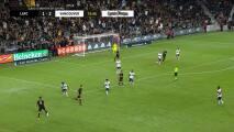 Ecuatoriano José Cifuentes saca un 'misil' y quema la red con el empate del LAFC