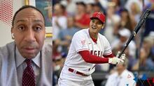 """""""No tiene justificación"""": Argelia no pudo creer las declaraciones de Steven A. Smith sobre un jugador japonés de béisbol"""