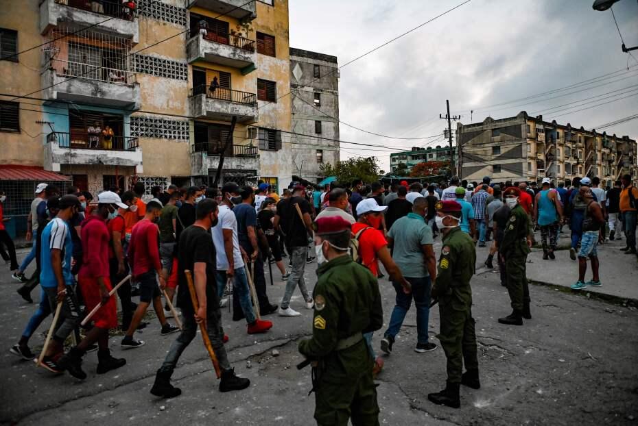 """""""Manifestarse pacíficamente es un derecho"""": cubanos se alistan para marchar nuevamente en la isla en noviembre"""