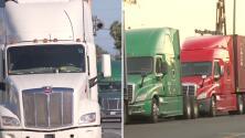 Habitantes de Wilmington denuncian problemas derivados de la operación de los puertos de Los Ángeles