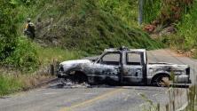 El crimen organizado mexicano se toma Chiapas y las comunidades indígenas empiezan a verse amenazadas