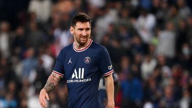 """La prensa francesa critica a Messi y dice que """"se está marchitando"""""""