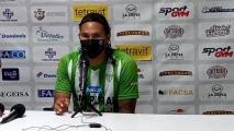 'Gullit' Peña dedica doblete a quienes le apoyaron lesionado