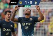 Resumen | América vence 1-0 a Santos en partido de pretemporada