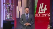 El trofeo de la MLS Cup estuvo en los estudios de UDN: Alejandro Berry casi lo 'sala'