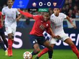Resumen | Lille no puede con Sevilla que rescata punto de oro en Francia