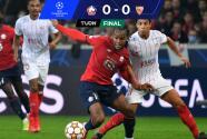 Resumen   Lille no puede con Sevilla que rescata punto de oro en Francia