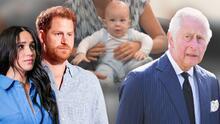 ¿Por qué Archie no podría ser príncipe, incluso después de que el príncipe Carlos sea rey?