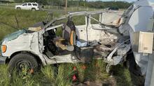 """""""La carrera hacia la muerte permanecerá"""": qué hay detrás del accidente que cobró la vida de 10 personas en Texas"""