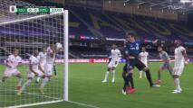 ¡La sacó en la línea! Rodríguez salva al Olimpia del gol del Montreal