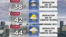 Este miércoles saldrá el sol y será el día con la temperatura más alta de la semana en Nueva York