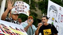 Hispanos rechazan a Donald Trump