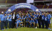 Honduras venció a Belice y es el campeón de la Copa Centroamericana