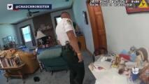 Cámara corporal muestra el momento en que un policía de Florida es herido de bala