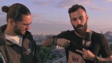 ¡Pagó! Marc Crosas se tatuó y le cumplió a Maluma