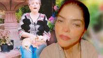 """""""Te extrañaremos"""": Ana Bárbara sufre la pérdida de un ser querido que fue atropellado"""