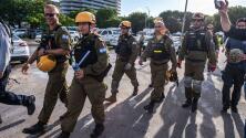 Tragedia en Surfside: Equipos especializados de México e Israel se unen a las labores de búsqueda y rescate