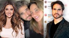 """Daniella Álvarez y Daniel Arenas se dejan ver juntos en su primera foto como novios: """"Mi tocayita, te amo"""""""
