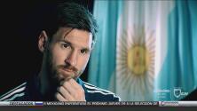 Elvis en exclusiva con Lionel Messi