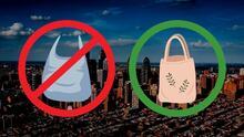 Bolsas de plástico: lo que debes saber de la prohibición en los establecimientos de Filadelfia