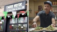 Un mexicano cumplió su sueño de tener una de las taquerías más famosas de Montreal, Canadá: esta es su historia