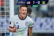 ¡Team USA se apunta en semis! Elimina con mucha angustia a Jamaica