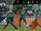 Gol del argentino Sebastián Driussi sentenció duelo de honor texano