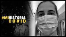 """""""Nos contagiamos de covid-19 y ahora él necesita doble trasplante de pulmón"""": Alejandra Gómez, Miami"""