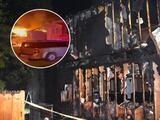 Incendio por fuegos artificiales deja a 11 personas sin hogar en Carolina del Norte
