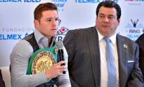 Mauricio Sulaimán confirmó negociaciones 'Canelo'-Golovkin y dijo que es el Super Bowl del boxeo