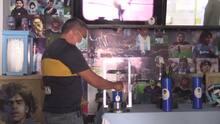 Crearon un templo en donde fanáticos oran por Maradona en México