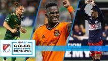 Golazos de la Fecha: Darwin Quintero y Gustavo Bou se llevaron el protagonismo en la MLS