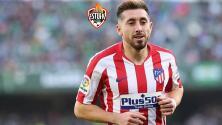 Héctor Herrera tiene precio para salir del Atlético de Madrid