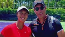Así entrena Leylah Fernández, la hispana que llegó a la final de US Open