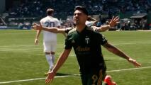 Chileno Felipe Mora espera que sus goles en MLS lo lleven de vuelta a la selección nacional