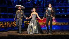 Pepe Aguilar e hijos estrenan su gira 'Jaripeo sin Fronteras' en Estados Unidos con éxito total