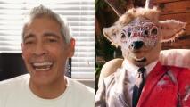 Con solo verlo caminar, alguien de Despierta América adivinó que Johnny Lozada era 'Ciervo' en ¿Quién es la Máscara?
