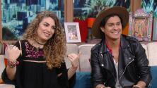 Periko y Jessi León estrenan 'Somos latinos' en Despierta América