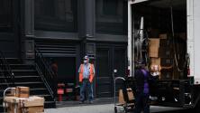 Crisis económica por coronavirus aumenta las mudanzas en Nueva York, incluso hacia otros estados