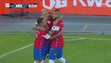 ¡Empata Chile! Vidal falla el penalti y Edu Vargas lo arregla con el 1-1