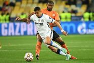 Inter de Milán no pudo derrotar al Shakhtar y se preocupa