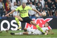 Borussia Dortmund saca importante triunfo en Estambul ante Besiktas
