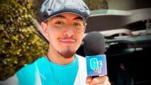 """Hijo de Jenni Rivera estrena 'trabajo' como reportero de El Gordo y La Flaca y promete """"exclusivas semanales"""""""